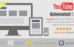 YouTube Automated CMS Free Download Juli 2016